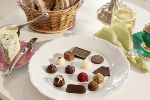den bästa chokladen